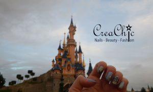 Disney nailart